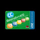 ACSI CampingCard & Camperplaatsen 2021_