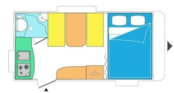 Caravelair Alba 400