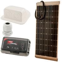 NDS 100WP zonnepaneelset + SC350M MPPT regelaar (1x)