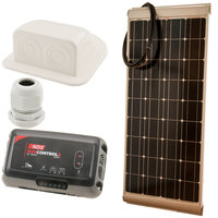 NDS 120WP zonnepaneelset + SC350M MPPT regelaar (1x)