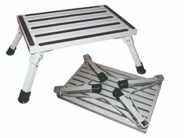 Haba Victoria opstap aluminium