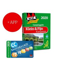 ACSI Klein & Fijn Kamperen-gids + app 2020