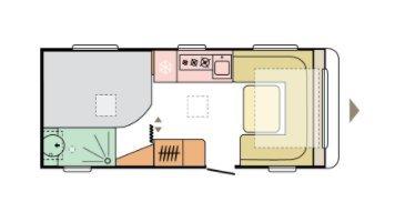 Adria Adora 522 UP 2021 MODEL, RIJKLAAR