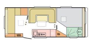 Adria Adora 613 PK 2021 MODEL, RIJKLAAR