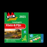 ACSI Klein & Fijn Kamperen-gids + app 2021