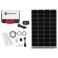 PowerXtreme XS20s Solar MPPT with display 130W Package
