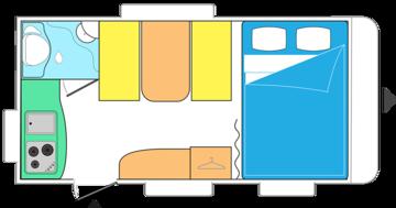 Caravelair Antares Style 400 2018 RIJKLAAR