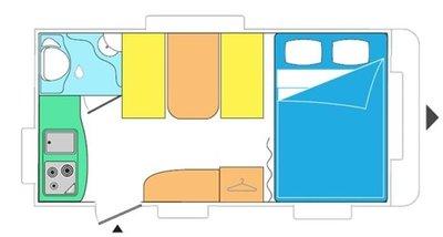 Caravelair Antares Style 400