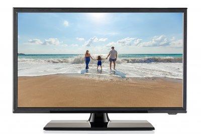 "Travel Vision LED TV 22"""