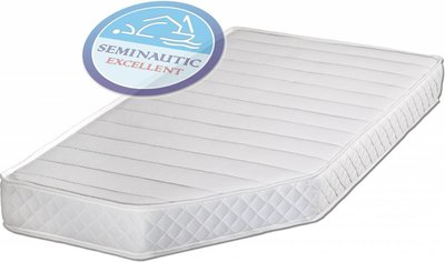 Seminautic Basic caravan matras 15cm